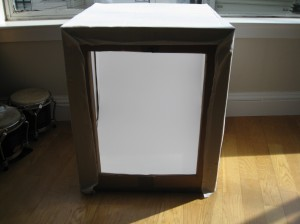 Home Made Lightbox