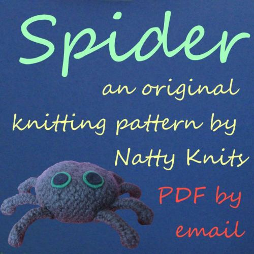 Spider Pattern Etsy Photo