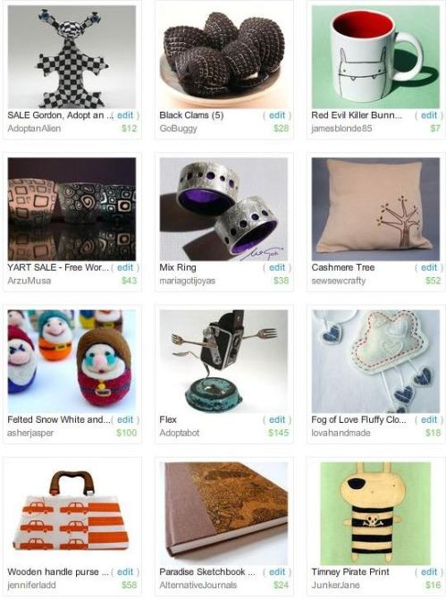 flickr treasury