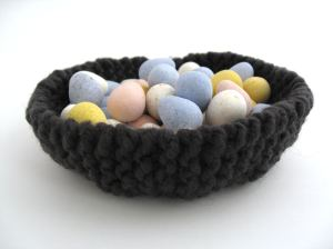 Knitted Nest
