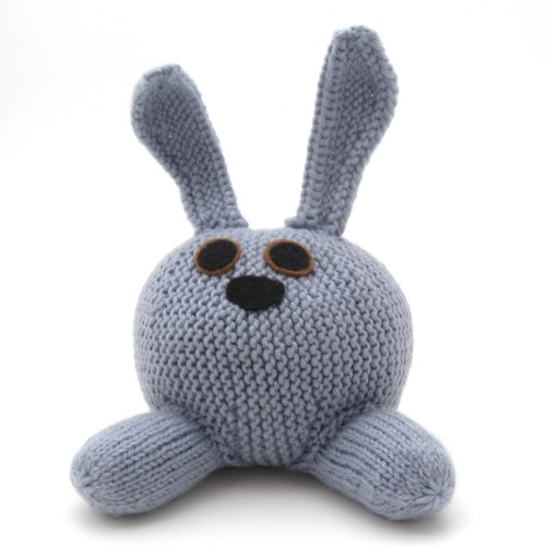 Knitting Rhyme In Through The Bunny Hole : Round rabbit hints and tips