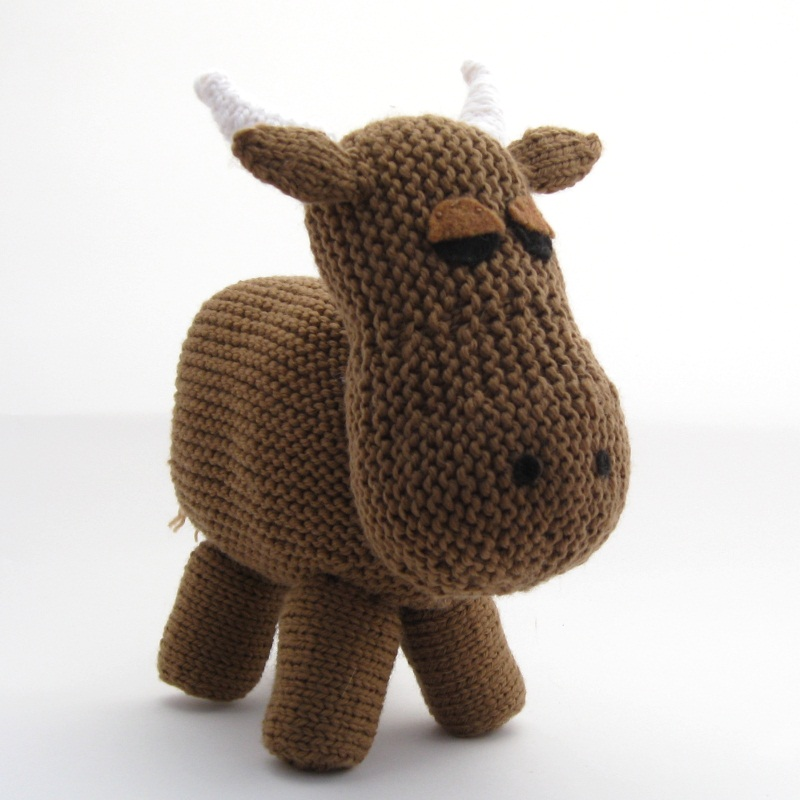 Cow Knitting Pattern : Cow Pattern   Hints and Tips