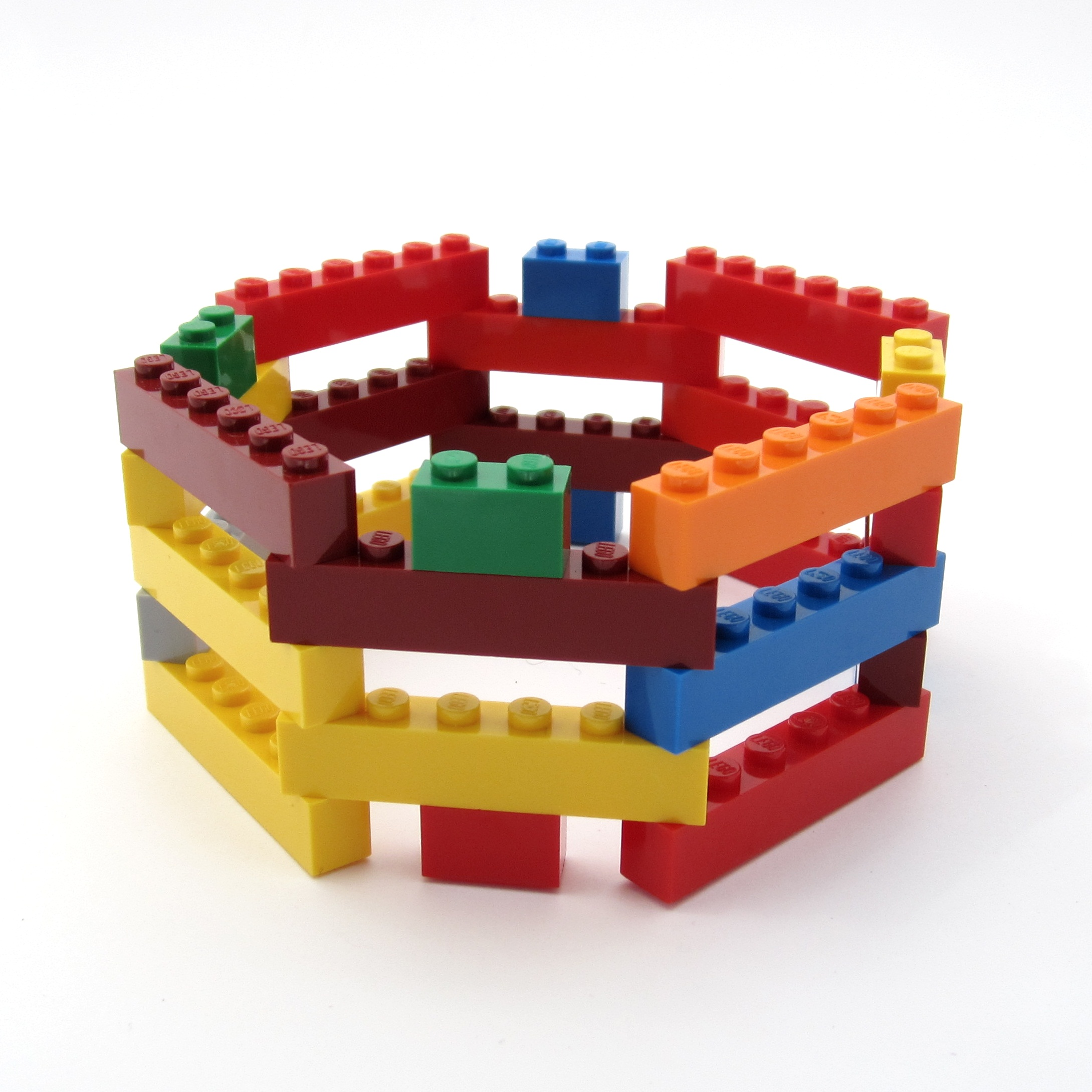 Lego inspiration for What to do with bricks