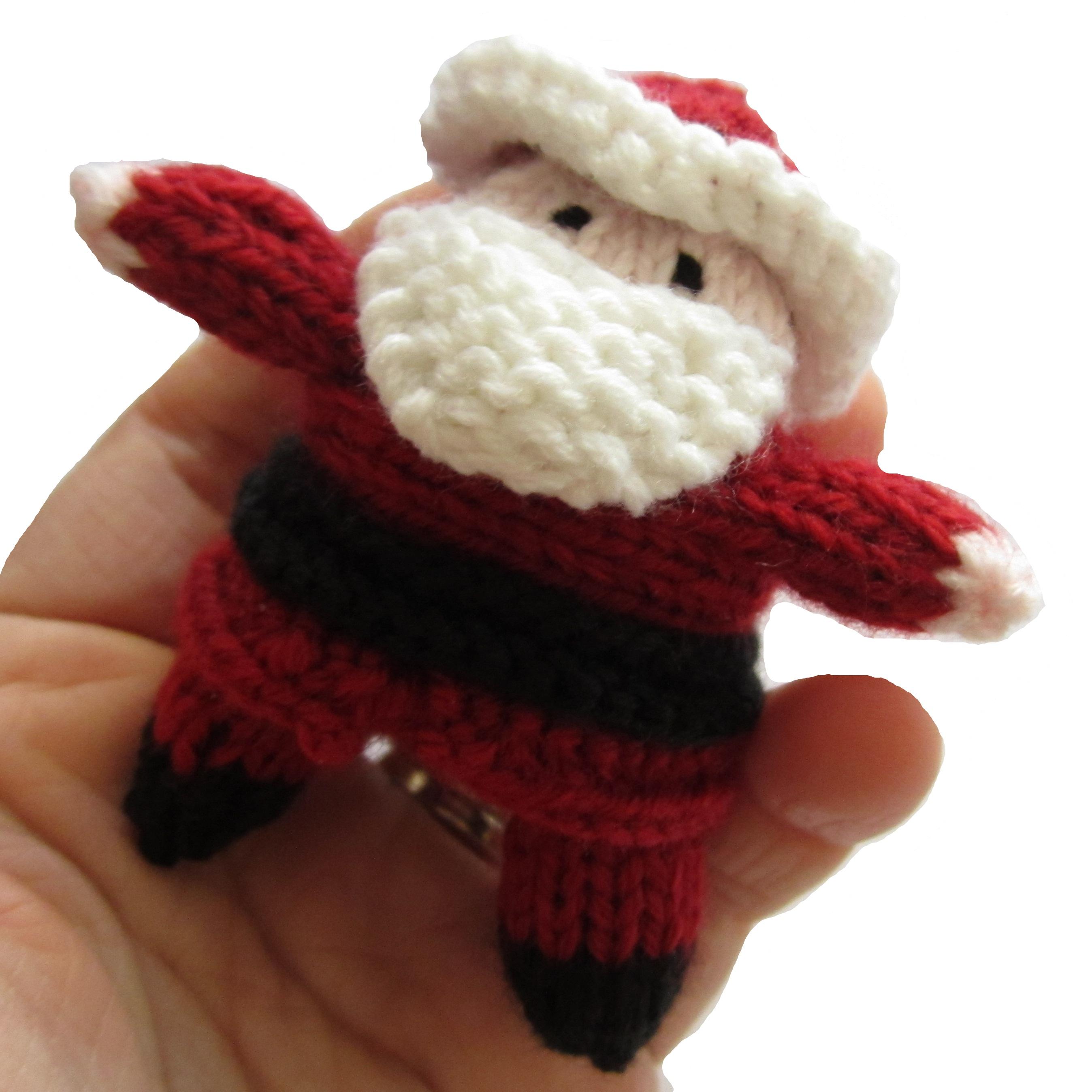 Santa Knitting Patterns Free : 301 Moved Permanently