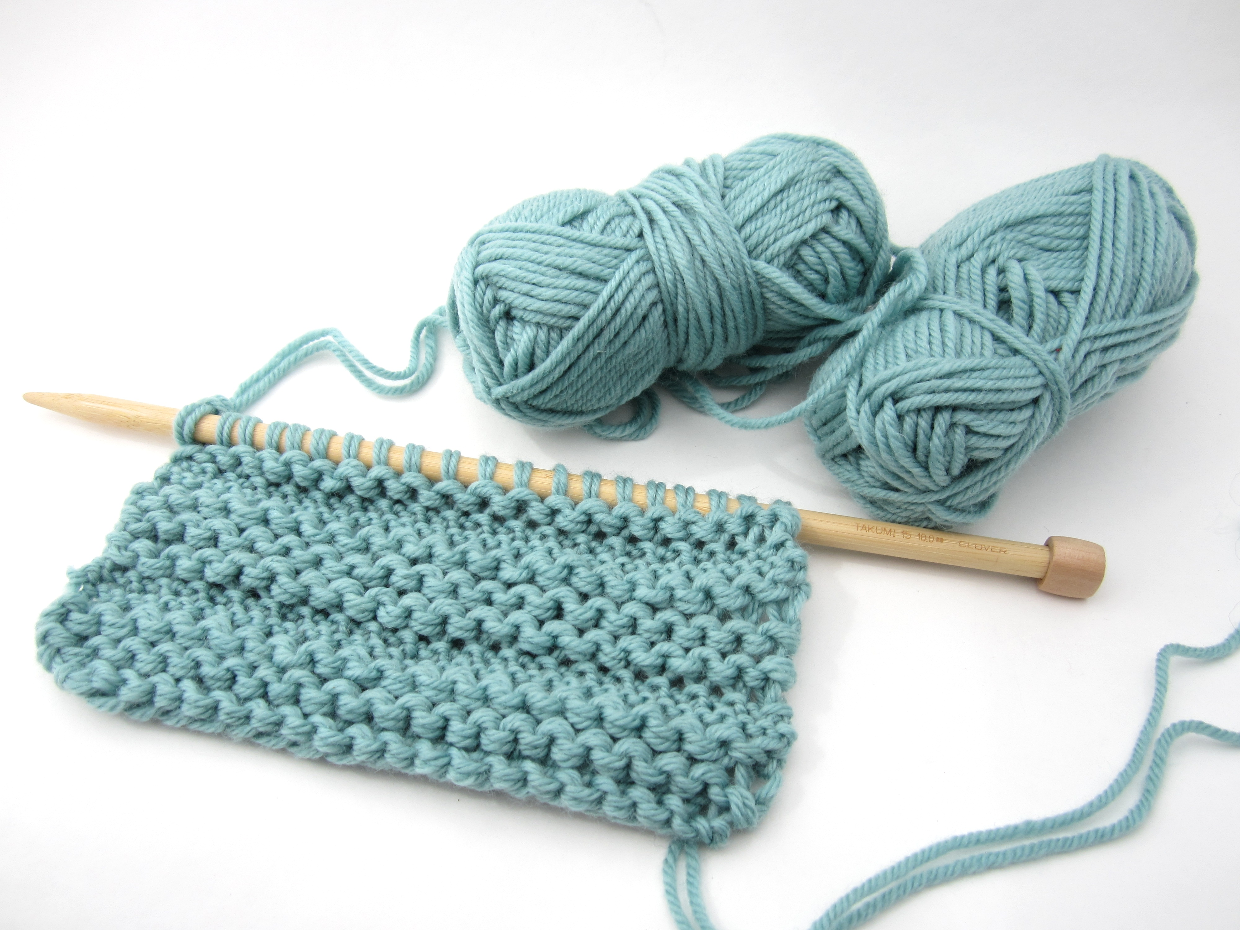 Textured Knitting : Textured stripes