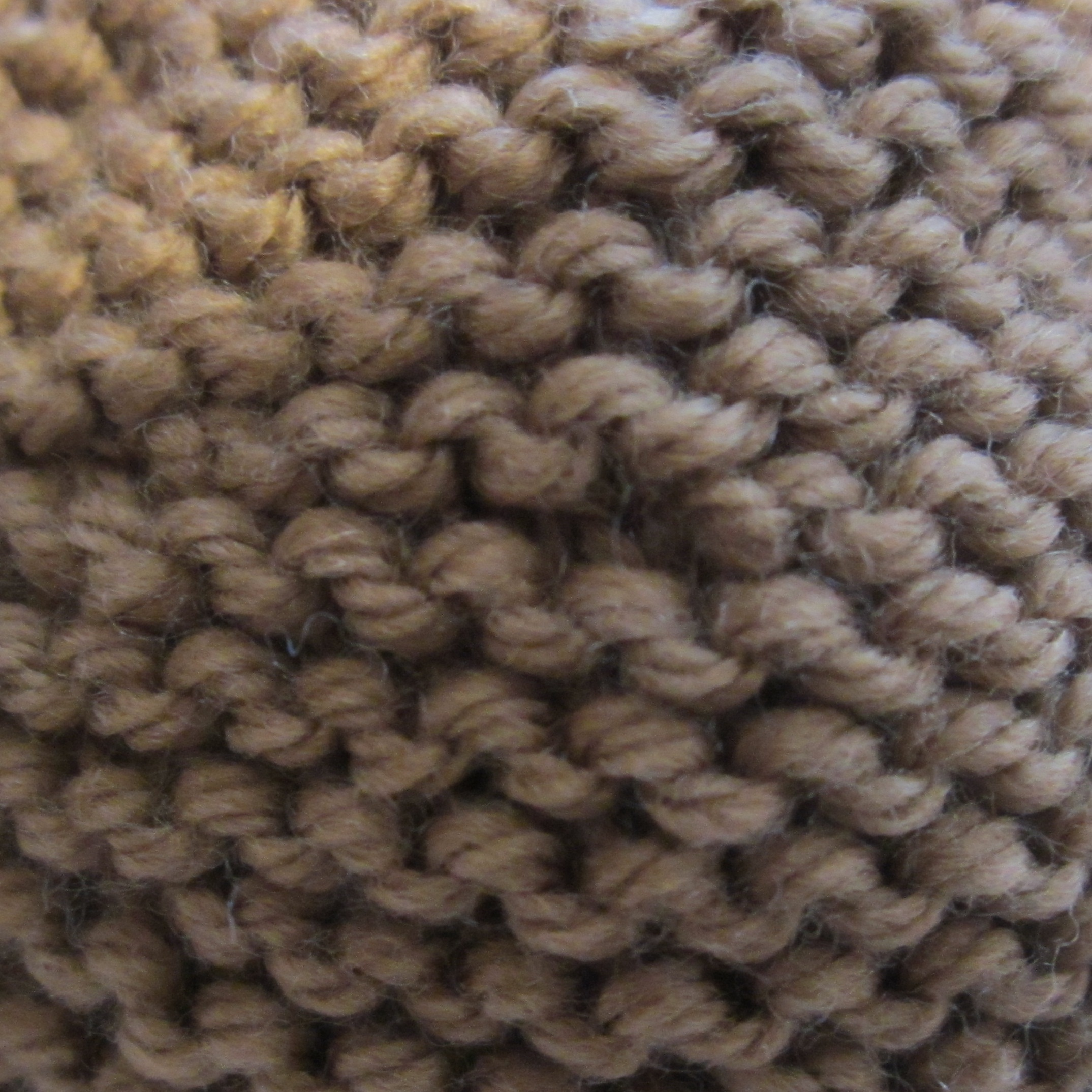 How To Tell Right From Wrong In Garter Stitch