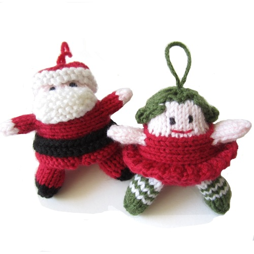 Knitted Holiday