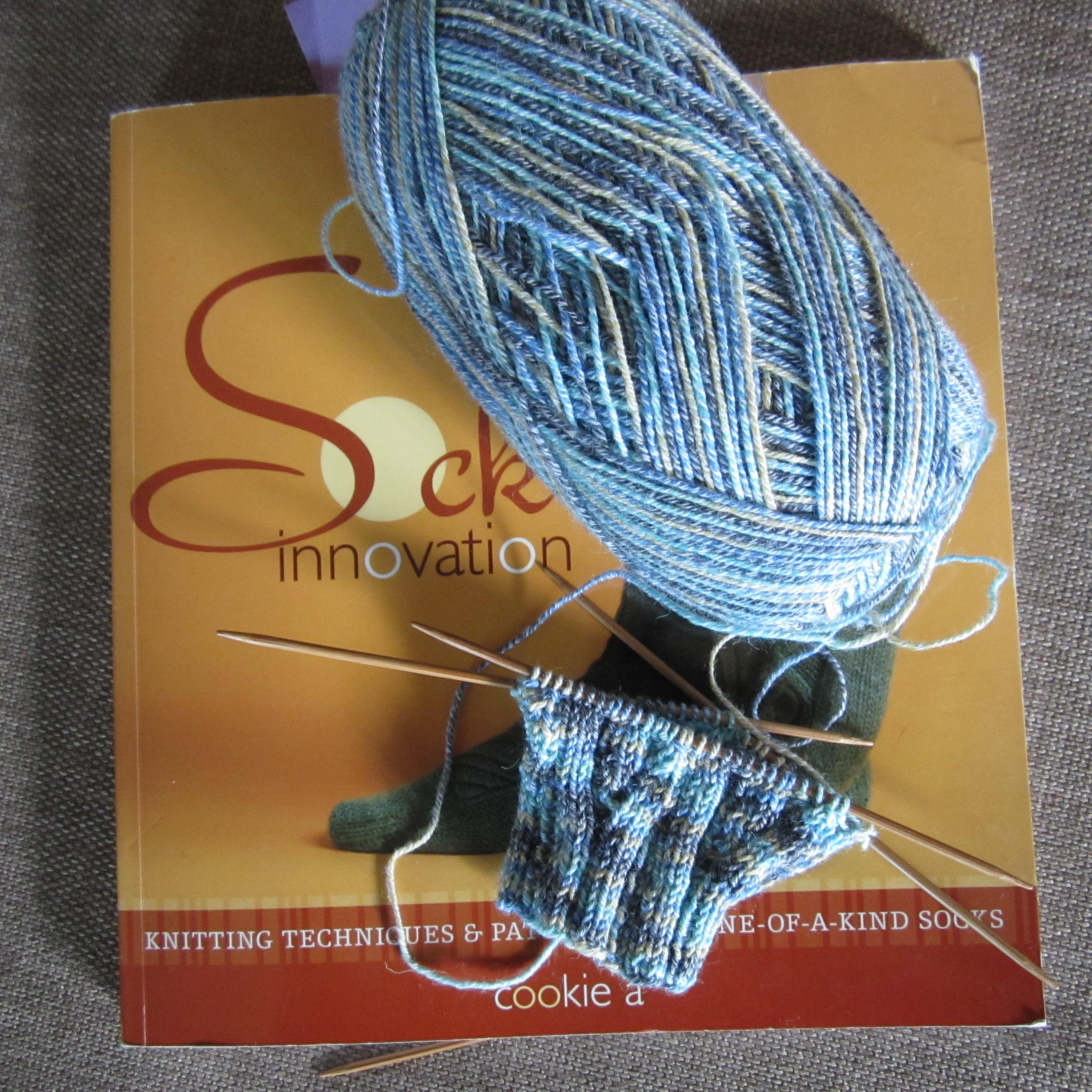 Natty Knitter