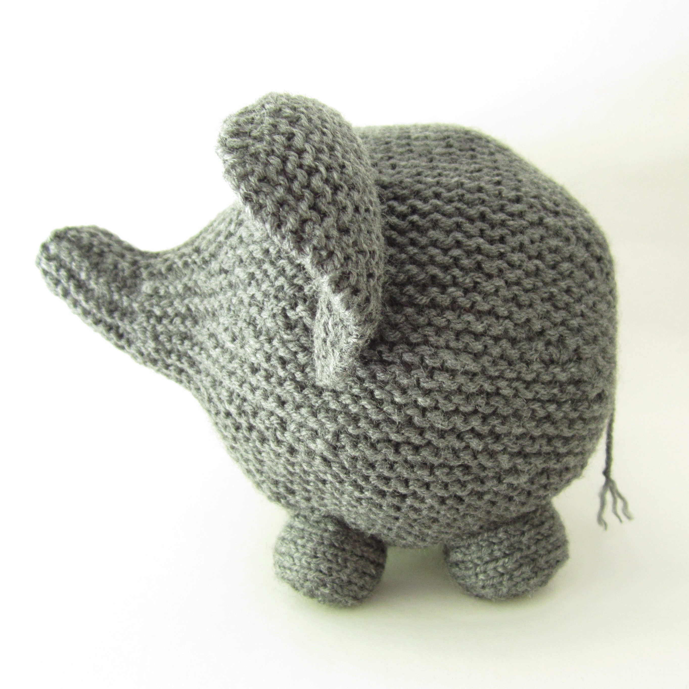 Knitted toy elephants bankloansurffo Images